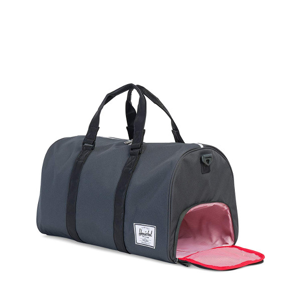 Herschel Novel Duffel Bag in Dark Shadown
