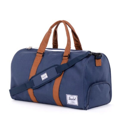 Herschel Novel Duffel Bag in Navy