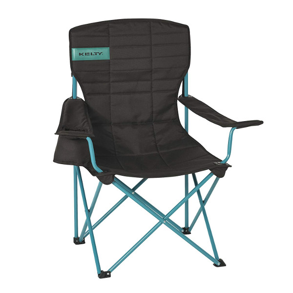 Kelty Essential Chair in Mocha Tropical Green