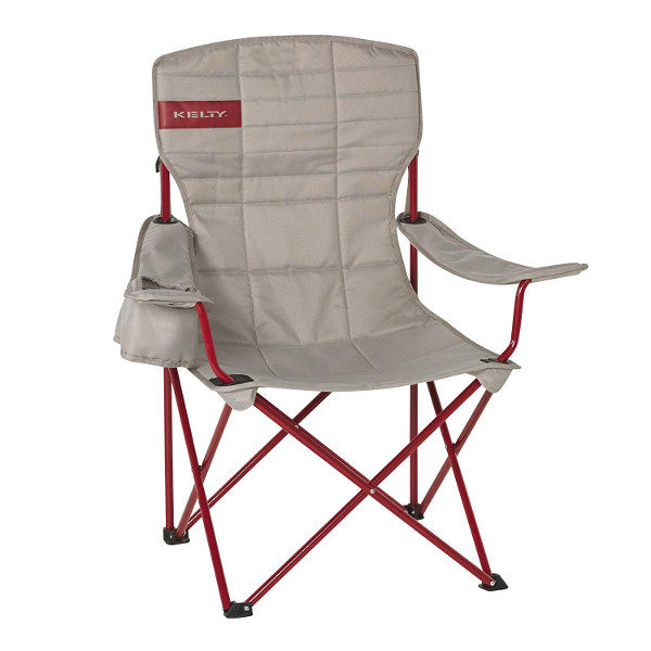 Kelty Essential Chair in Tundra Chili Pepper