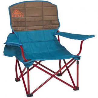 Kelty Lowdown Camping Chair in Deep Lake