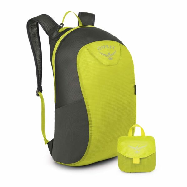 Osprey Ultralight Stuff Pack in Electric Lime