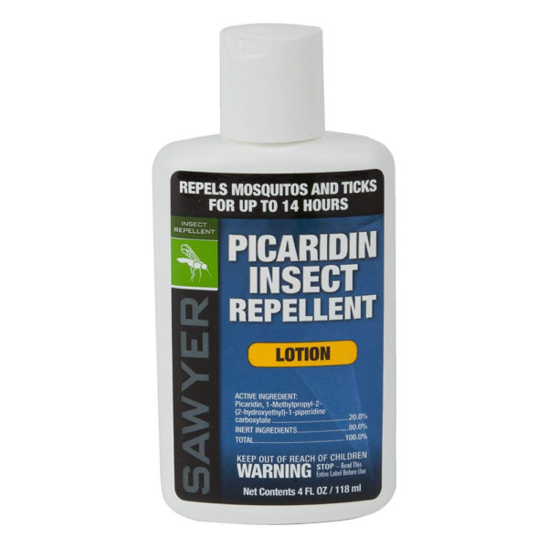 Sawyer 20% Picaridin Premium Insect Repellent 4 oz Lotion