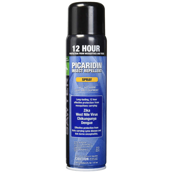 Sawyer 20% Picaridin Premium Insect Repellent 6 oz spray
