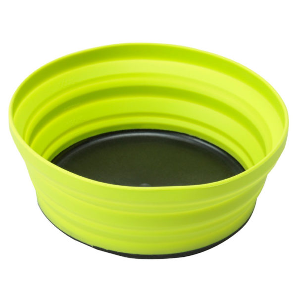Sea to Summit Collapsible X-Bowl in Lime