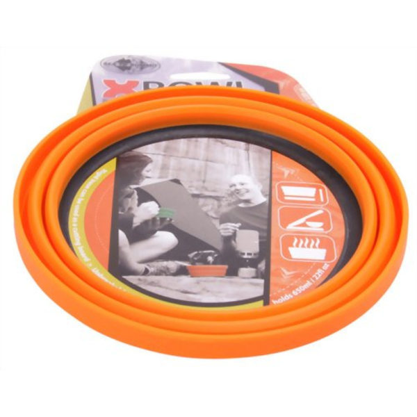 Sea to Summit Collapsible X-Bowl in Orange