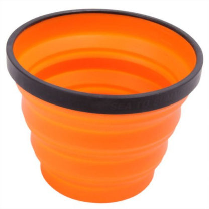 Sea to Summit Collapsible X-Mug in Orange