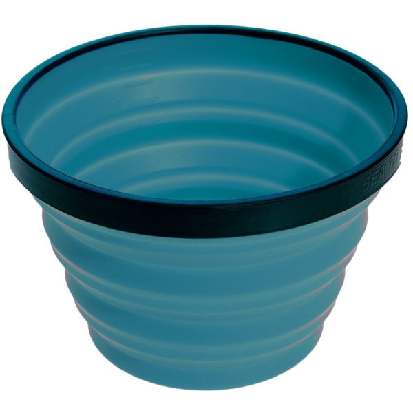 Sea to Summit Collapsible X-Mug in Pacific Blue