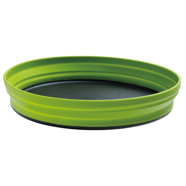 Sea to Summit Collapsible X Plate in Lime