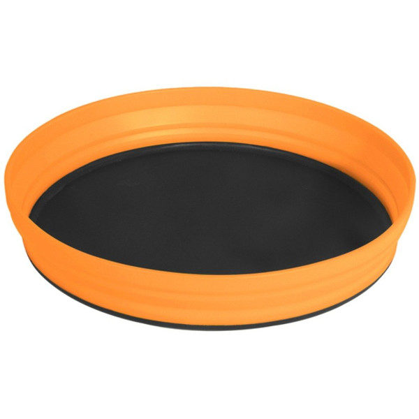 Sea to Summit Collapsible X Plate in Orange