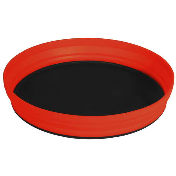 Sea to Summit Collapsible X Plate in Red
