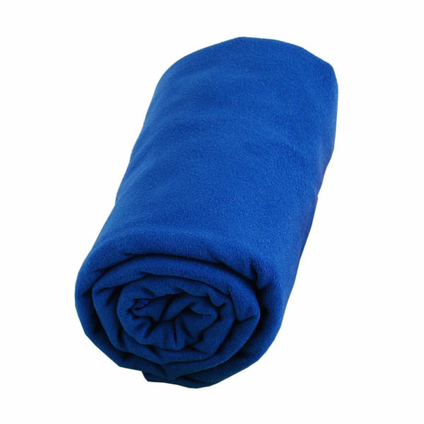 Sea to Summit Dry Lite Bath Towel in Cobalt Blue