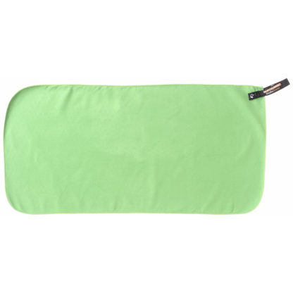 Sea to Summit Dry Lite Bath Towel in Lime