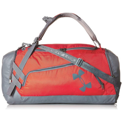 Under Armour Storm Undeniable Backpack Duffle Bag in Red and Graphite