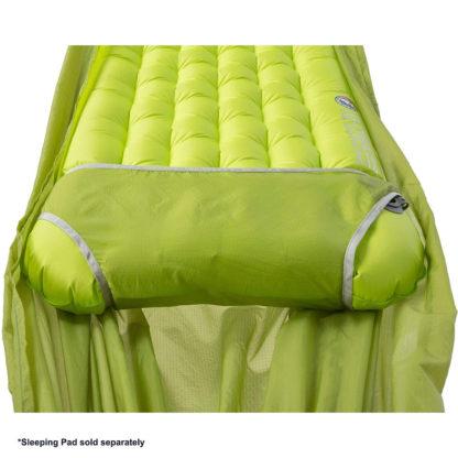Big Agnes Goose Creek Deluxe Hammock with sleeping pad