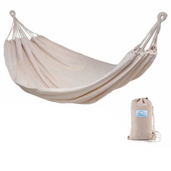 Hammock Sky Brazilian Double Hammock in Natural