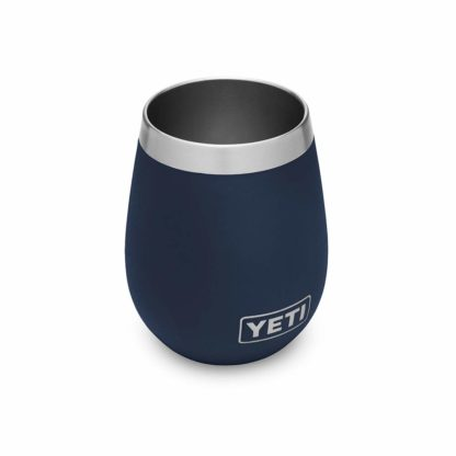 Yeti Rambler Wine Tumbler in Navy