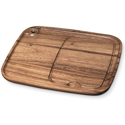 Ironwood Gourmet Acacia Wood Steak Serving Plate
