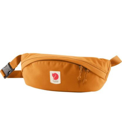 Fjällräven Ulvo Fanny Pack in Red Gold