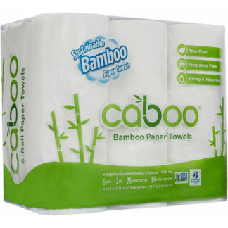 Caboo Tree-Free Bamboo Paper Towels