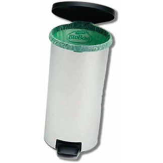BioBag 13-Gallon Biodegradable Tall Kitchen Garbage Bags