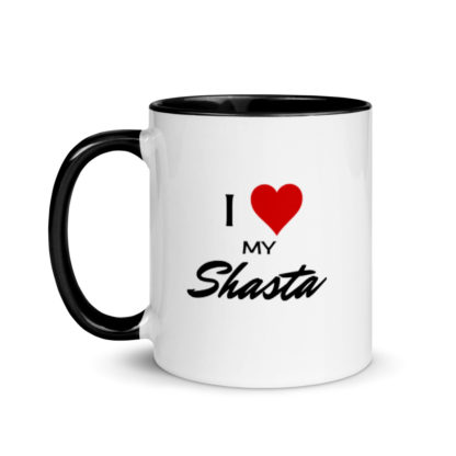 I Love My Shasta Mug