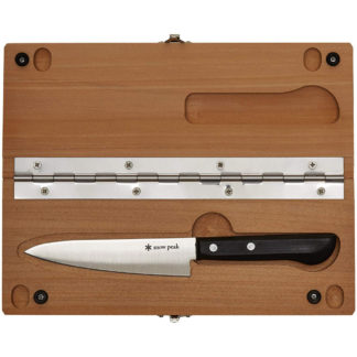 Snow Peak Packable Cutting Board Set