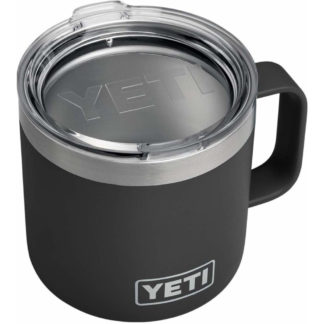 YETI Rambler Stainless Steel Mug with Lid