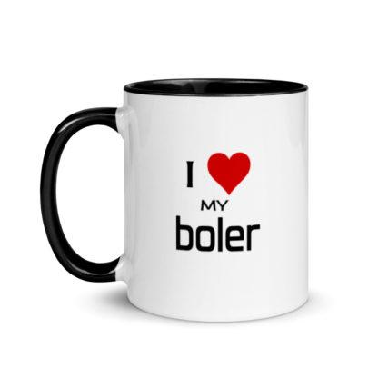 I Love My Boler Mug