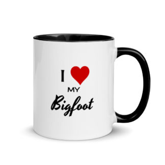 I Love My Bigfoot