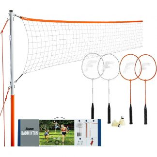 Franklin Sports Starter Badminton Set