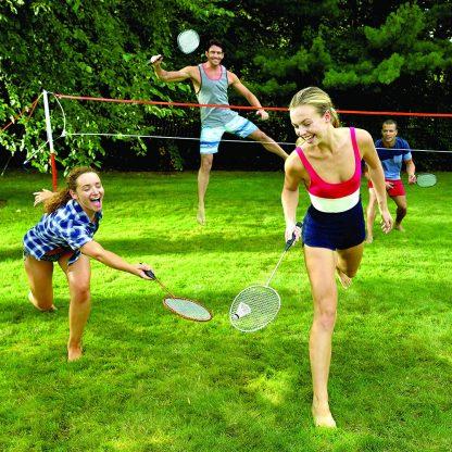 Franklin Sports Starter Badminton Set