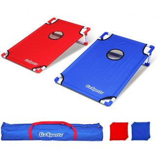 GoSports Portable Cornhole Set