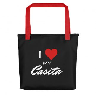 I Love My Casita Tote