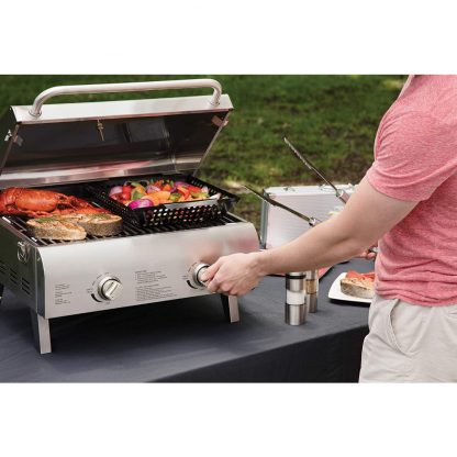 Cuisinart Chef's Style Stainless Tabletop Grill