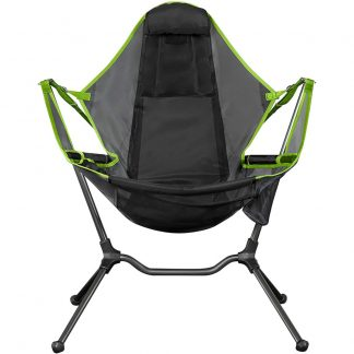 Nemo Stargaze Recliner Camp Chair in Birch Leaf and Smoke