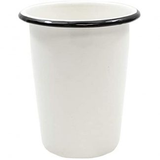 Tablecraft Enamelware Cup