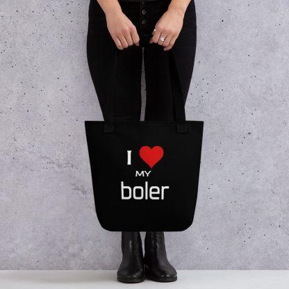 I Love My Boler Tote