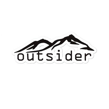 Outsider Stickers