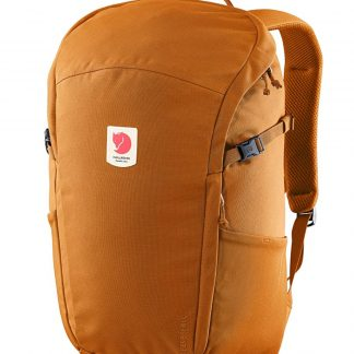 Fjällräven Ulvo 23 Backpack in Red Gold