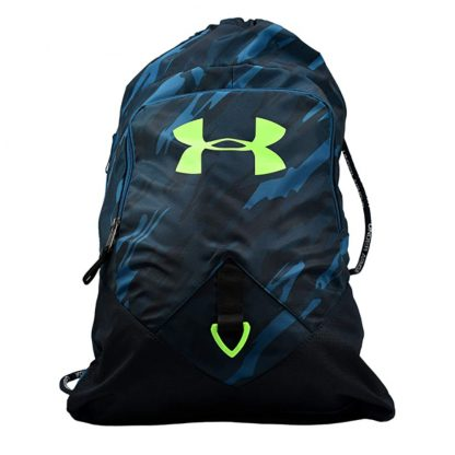 Under Armour Undeniable Sackpack in Blue drift