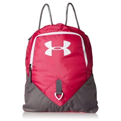 Under Armour Undeniable Sackpack in Tropic Pink