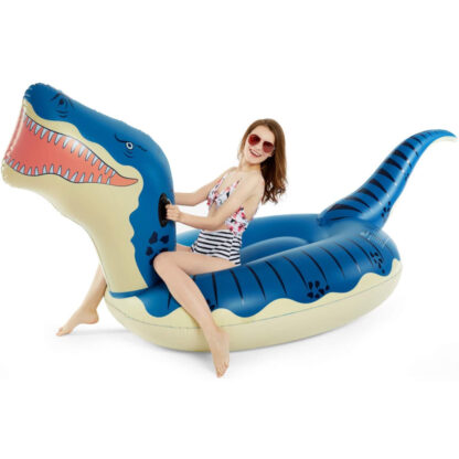 Dinosaur Inflatable Float Lounger